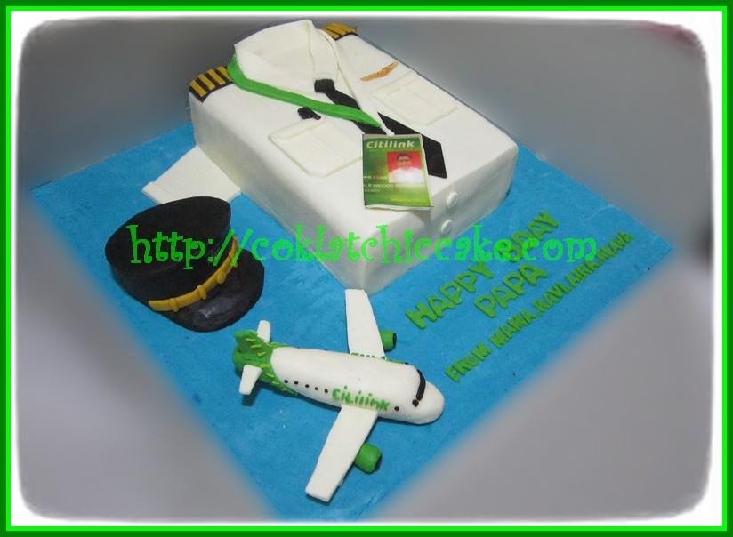Cake Pilot Citilink