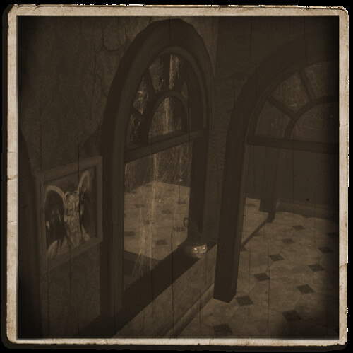 Krampus - The House - Corridor