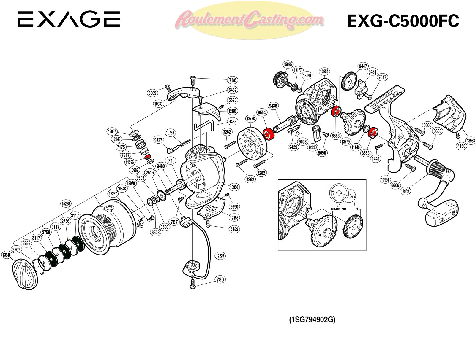 Schema-Shimano-EXAGE-C5000FC