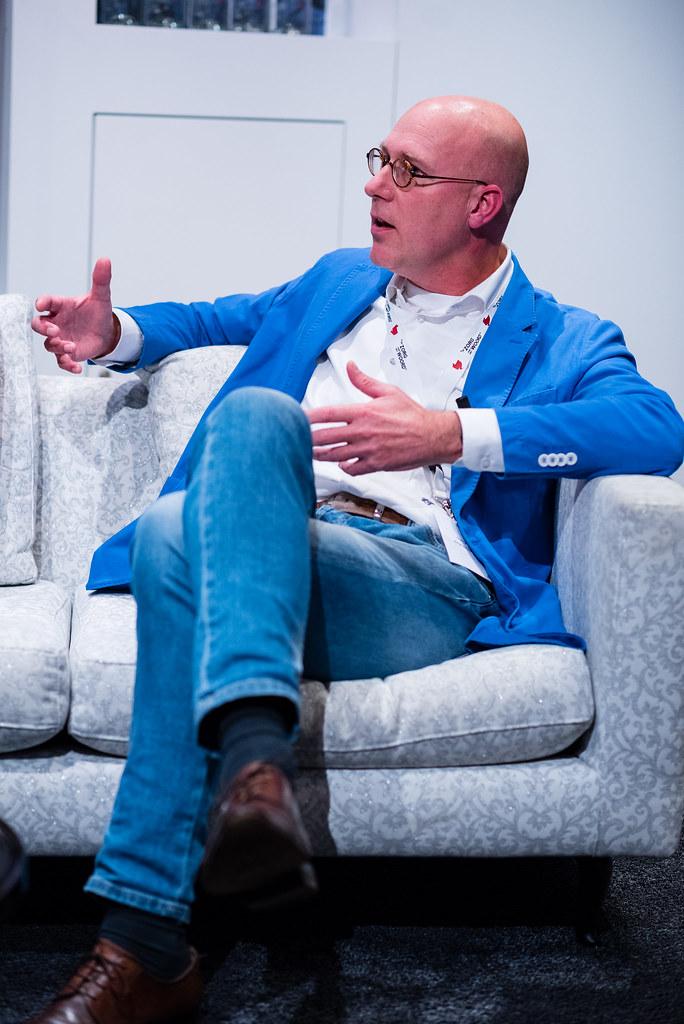 Tafelgast drs. Erich Taubert over het inzetten van apps