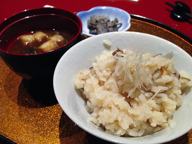kamameshi rice
