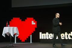 Evgenij Morozov, Internetdagarna 2015, Stockholm