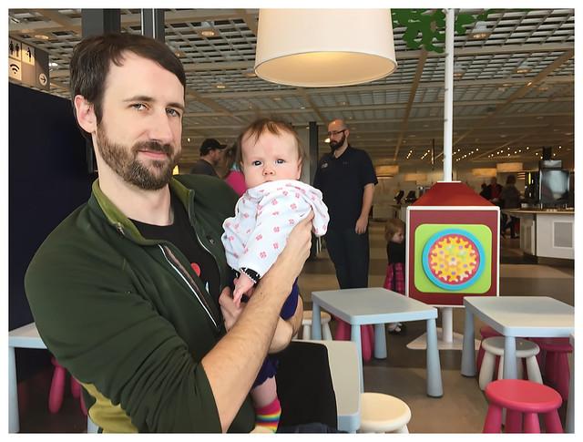 Audrey Visits Ikea