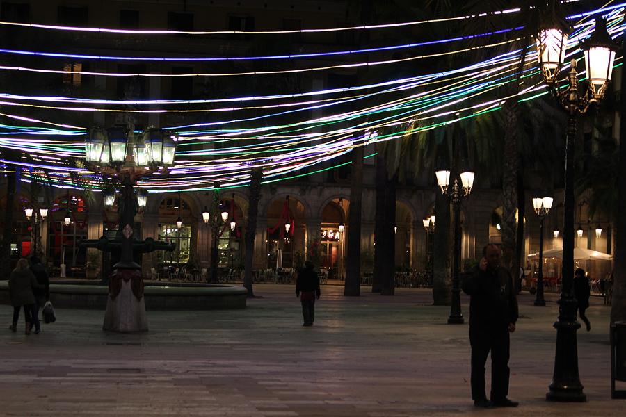 для погода в барселоне в декабре 2014 свет стимулирует