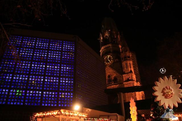 Weihnachtsmarkt  Kurfürstendamm Berlin 2015   22