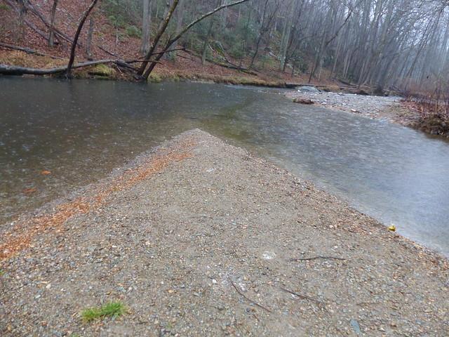 Gunpowder River at Bush Cabin Run