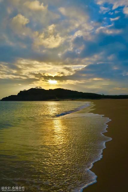 澎湖 山水沙灘