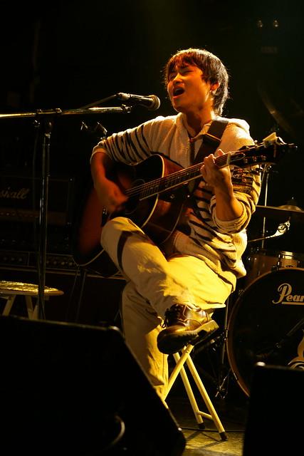 Sussa live at Outbreak, Tokyo, 14 Dec 2015. 001