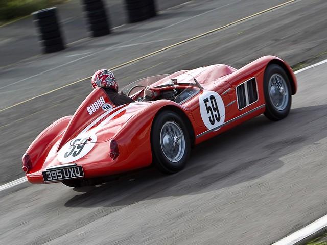 Родстер Skoda 1100 OHC Spider (Type 968). 1958 год