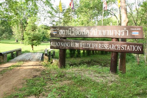 สถานีวิจัยสัตว์ป่าเขานางรำ