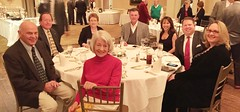 A full table with the Brooks, the Bennetts, the Brissettes and the Propsts.