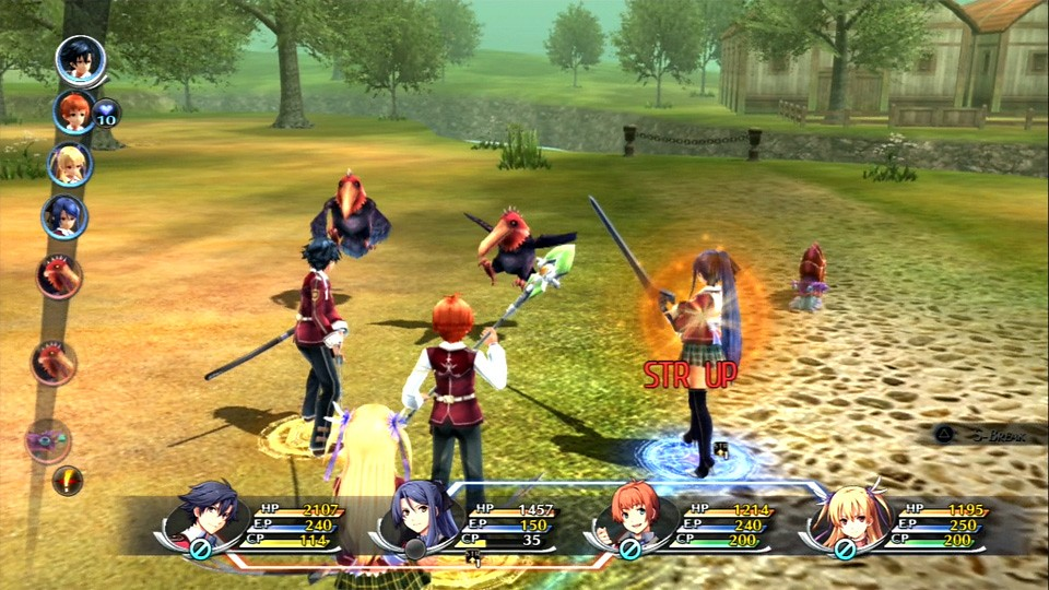 The Legend of Heroes: Trails of Cold Steel Out Today on PS3