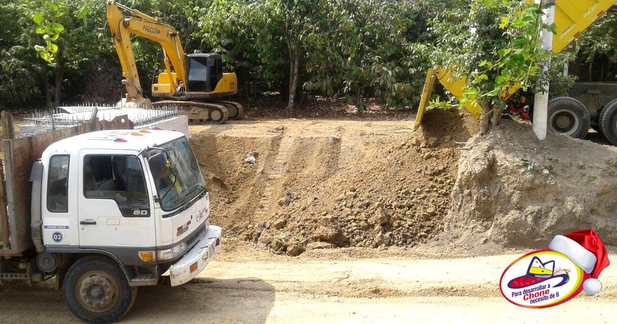 La estación de bombeo de aguas servidas en El Vergel con el 40% de trabajos