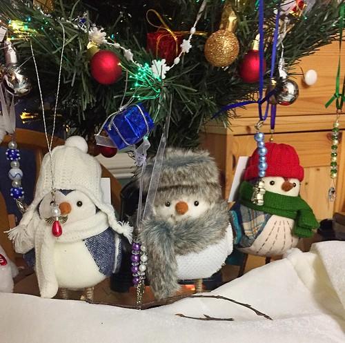 Under My Little Christmas Tree