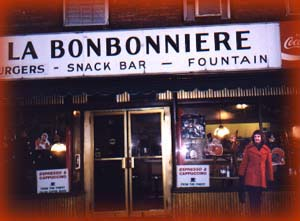 La Bonbonniere - Mod Betty circ 2001 Retro Roadmap
