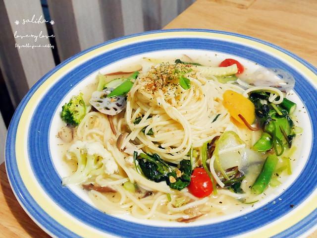 台北中山站好吃素食餐廳蛋奶素 (25)