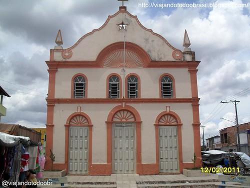 Lagoa da Canoa - Igreja Nossa Senhora da Conceição