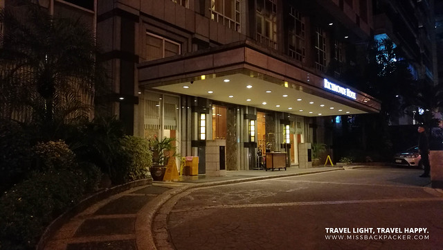 Richmonde Hotel Ortigas via Traveloka