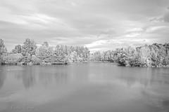Lac de Saint Féliu.