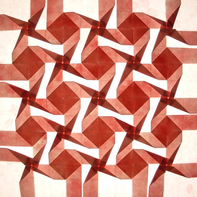 Stars and Squares Tessellation, Panasonic DMC-TZ40