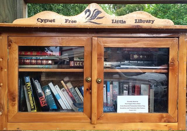 Cygnet Free Little Library