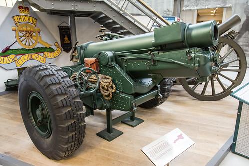 6 inch 26 cwt howitzer