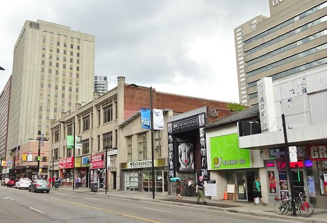 363-391 Yonge St. - Downtown Toronto 2015