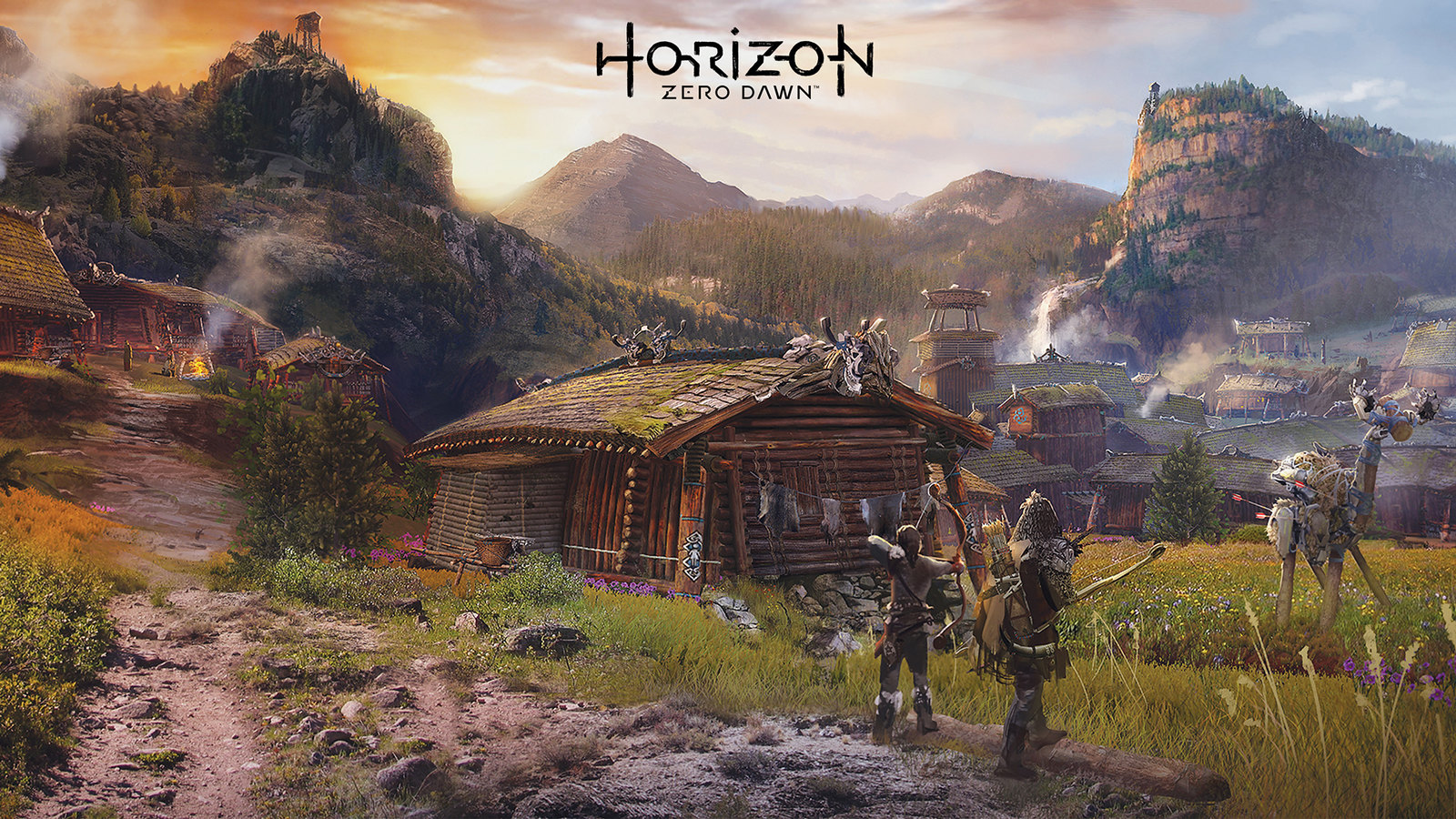[Horizon Zero Dawn] How to Win Blazing Sun #4 (Spurflints Hunting Ground)