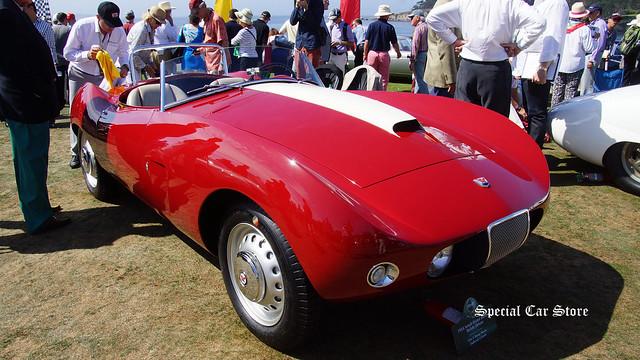 1954 Arnolt-Bristol Bertone Bolide Deluxe