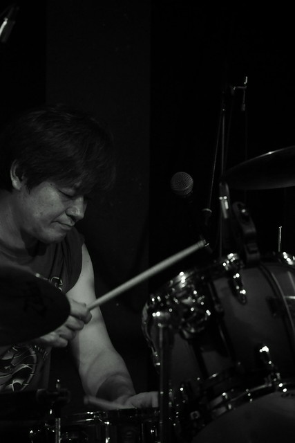 ファズの魔法使い live at 獅子王, Tokyo, 02 Sep 2015. 155