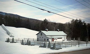 New Mt. Snow pump house