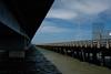 San Mateo Bridge by cbyeh
