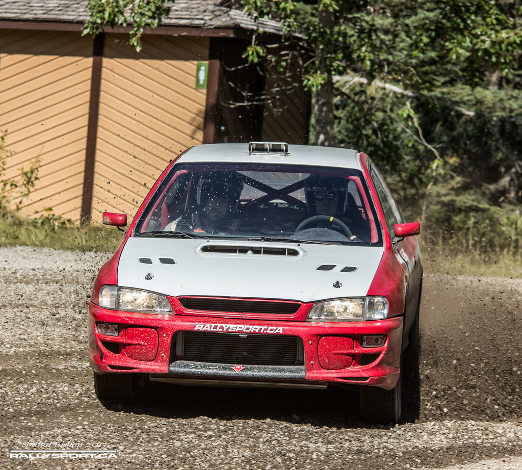 Photos: Rally Test Day
