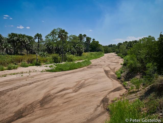 Kidepo River