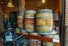 Wine Barrels by LaMatto Photography
