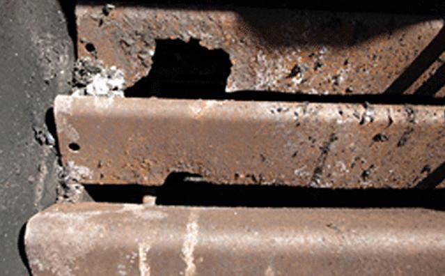 Weber ράβδοι ψησταριάς υγραερίου