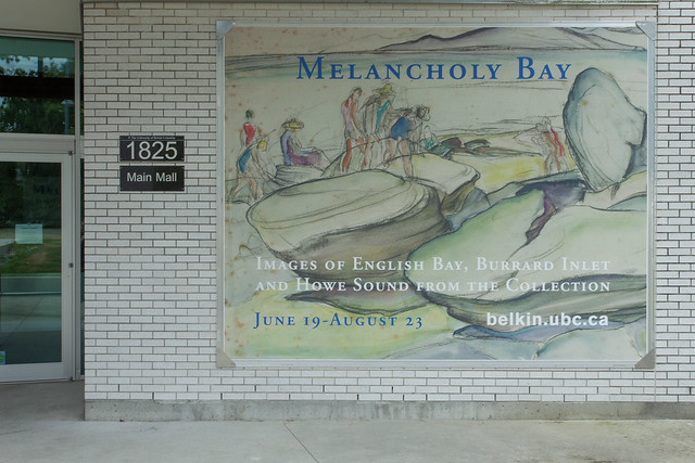 Melancholy Bay: Images of English Bay, Burrard Inlet and Howe Sound from the Collection