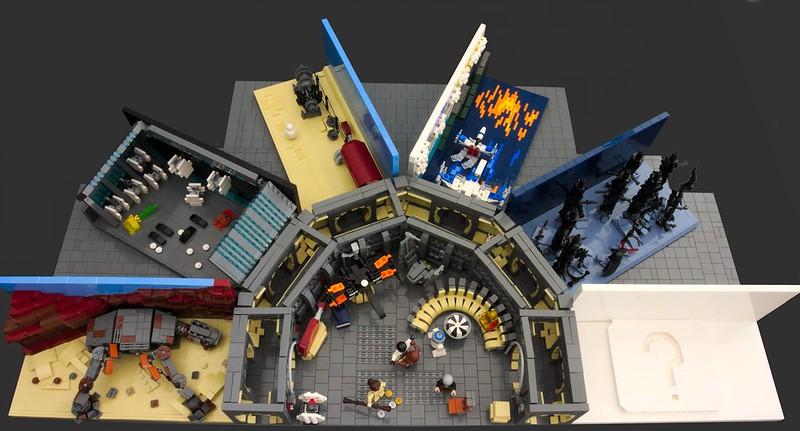 Lego Star Wars Episode 7 Videos Noah Wyle Films List