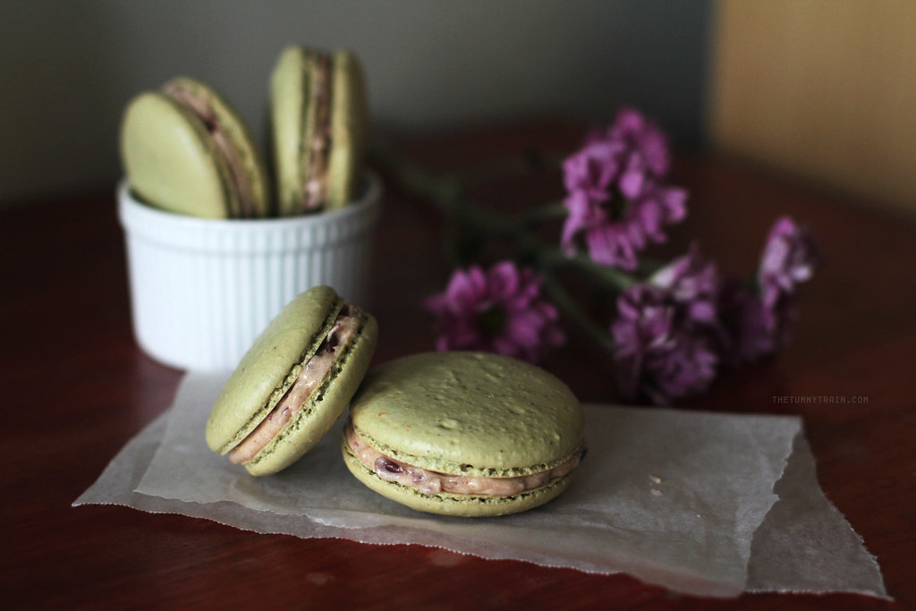 21077756972 2a40d91440 b - Matcha Macarons with Red Bean Filling + My Japan Travel Video!