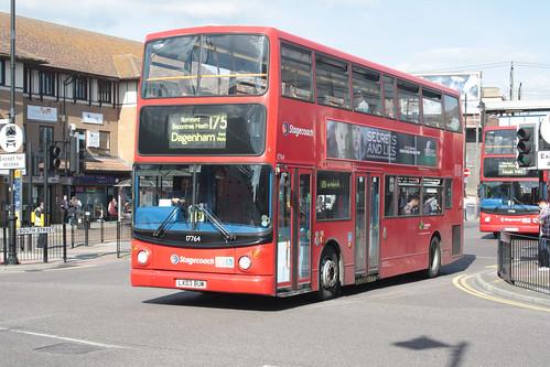 East London 17764 LX03BUW