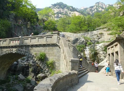 CH-Mont Taishan-Descente-Escalier (13)