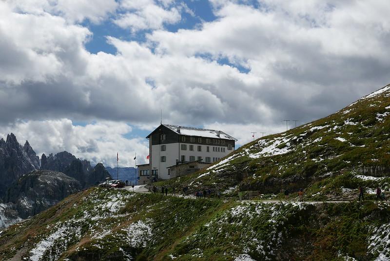 rifugio Auronzo