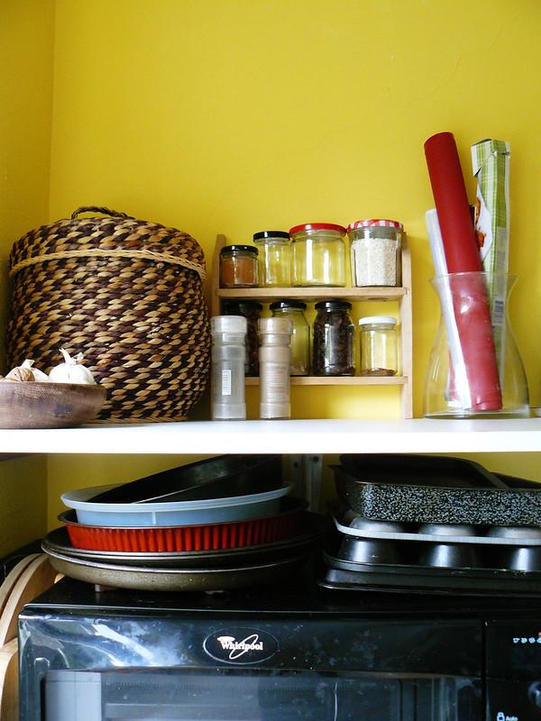 Oven & shelf