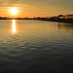 Late afternoon at Preston Marina