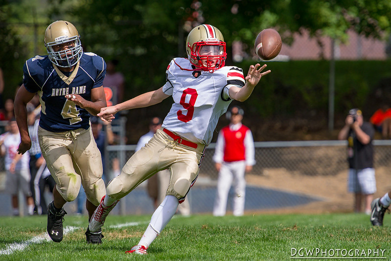 Stratford High vs. Notre Dame of Fairfield - High School Football