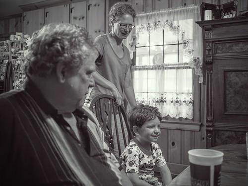 Corky, Patrick, Molly