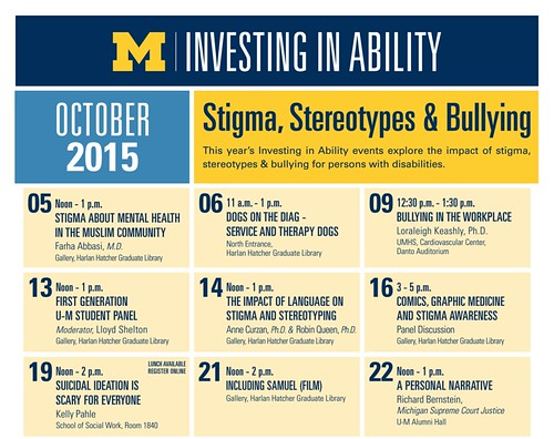 Investing in Ability, UMich