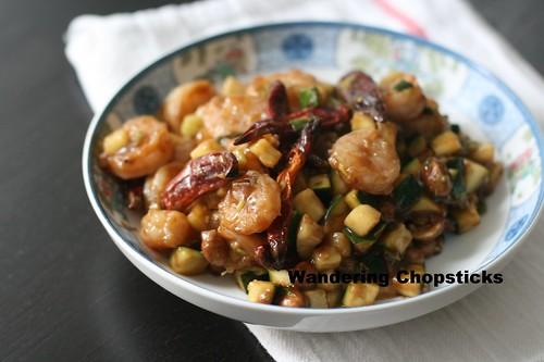 Chinese Kung Pao Shrimp 2
