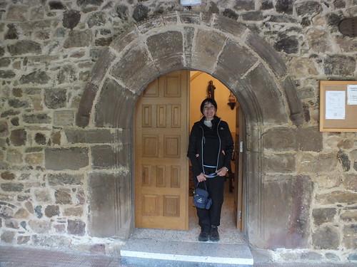 Puerta iglesia Caminayo