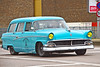 Ford Station Wagon V-8 Country Sedan (Customized) 1956 (1811) by Le Photiste